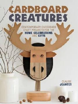 Cover of Cardboard Creatures