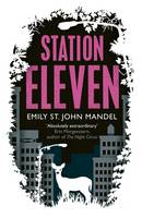 Cover of Station Eleven, by Emily St. John Mandel