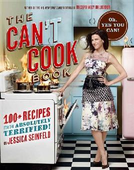 cover for The can't cook book