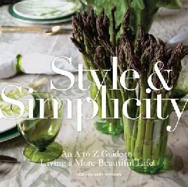 Cover of Style and simplicity