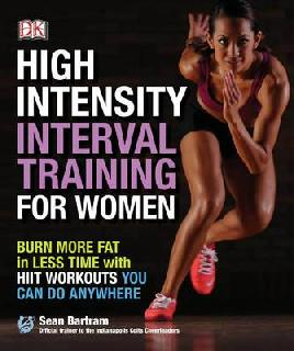 Cover of High intensity interval training for women