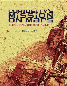 Cover of Curiosity's Mission on Mars