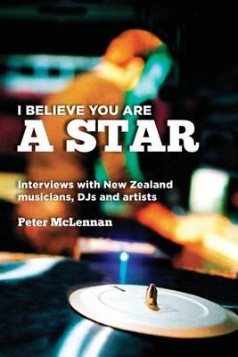 Cover of I believe you are a star