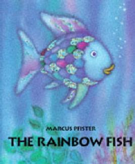Cover of Rainbow Fish