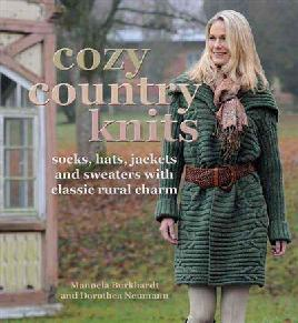 Cover of Cozy country knits
