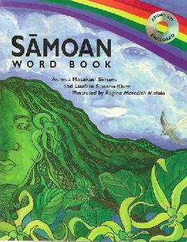 Cover: Samoan Word Book