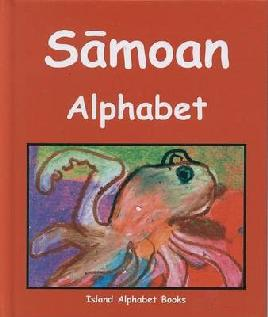 Cover of Sāmoan alphabet