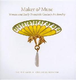 Cover for Maker & Muse