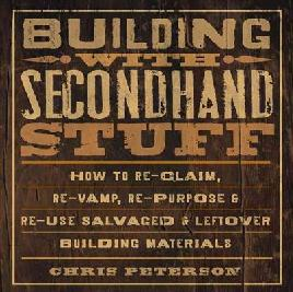 Cover of Building with secondhand stuff
