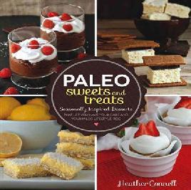 Cover of Paleo sweet treats
