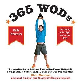 Cover of 365 WODs