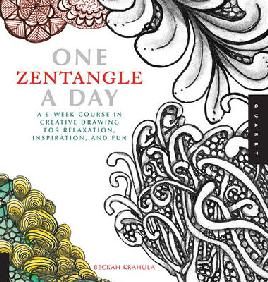 Cover of One Zentangle