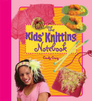 Cover of The Kids' Knitting Notebook