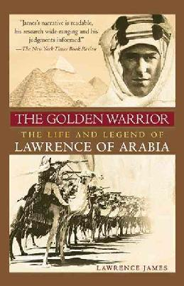 Cover of The Golden Warrior