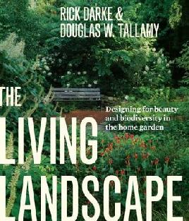 Cover of The Living Landscape