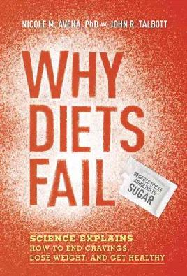 Cover of Why diets fail