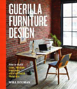 Cover of Guerilla furniture design