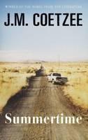 Cover of Summertime by J. M. Coetzee