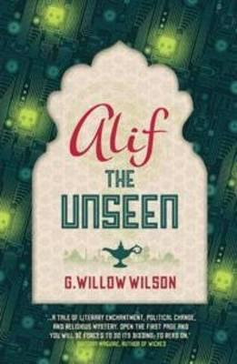 Cover of Alif the Unseen