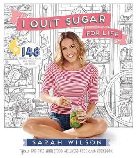 Cover of I quit sugar for life