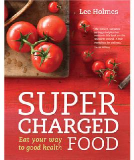 Cover of Supercharged Food