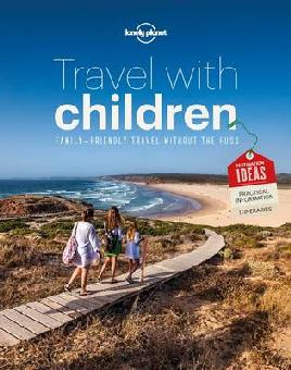 Cover of Lonely Planet Travel with children