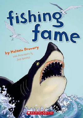 Book Cover of Fishing Fame