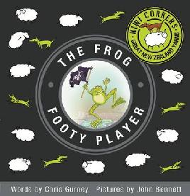 Cover: The Frog Footy Player
