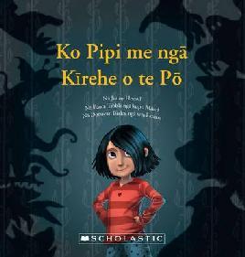 Cover of Ko Pipi me ngā Kīrehe o te Pō