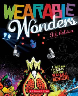 Book Cover of Wearable Wonders