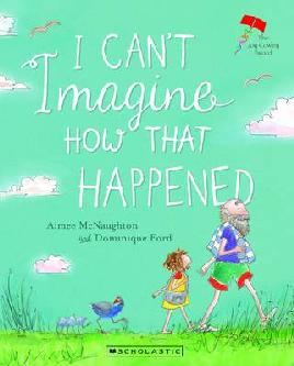 Cover of I cant imagine how that happened