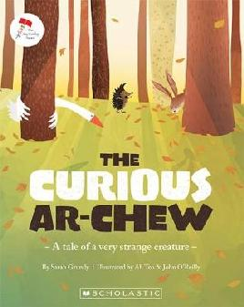 Catalogue link for The curious ar-chew