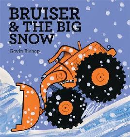 Cover of Bruiser