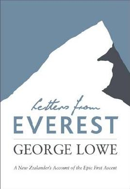 Cover of Letters from Everest