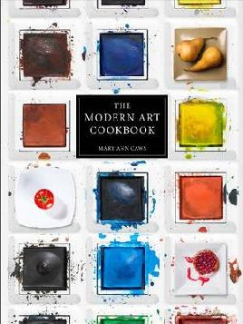 Cover of The Modern Art Cookbook