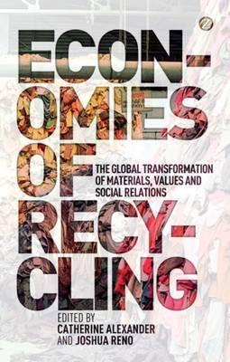 Cover of Economies of recycling