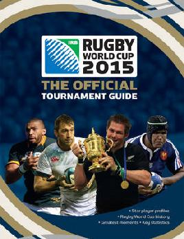 Cover of RWC 2015