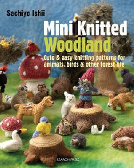 Cover of Mini knitted woodland