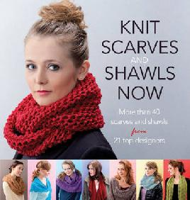 Cover of Knit scarves