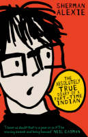 Cover: The Absolutely True Diary of a Part-Time Indian