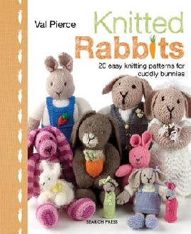 Cover of Knitted rabbits