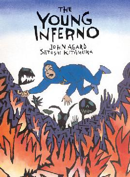Cover of The young inferno