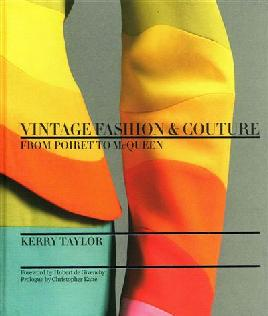 Cover of Vintage Fashion and Couture