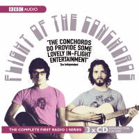 Cover of Flight of the Conchords BBC radio show