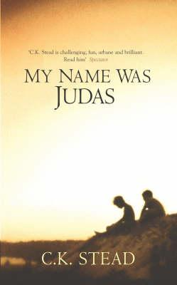 Cover of My Name Was Judas