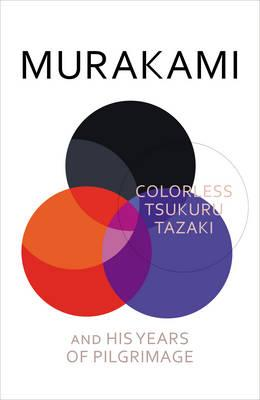 Cover of The Colorless Tsukur Tazaki