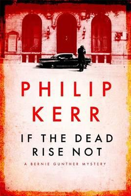 Cover of If The Dead Rise Not