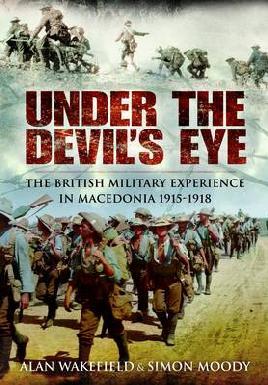 Cover of Under the devil's eye