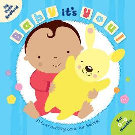 Book cover of baby its you