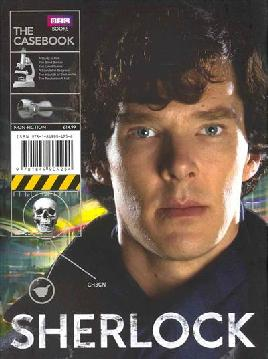 Cover of Sherlock: The Casebook